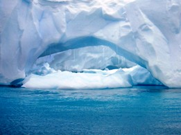 Secrets of Arctic and Antarctic Ice Oceans