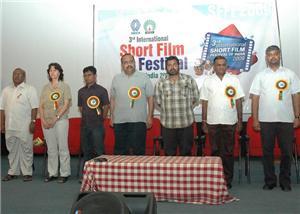 The Third International Short Film Festival of India (SFFI 2009)