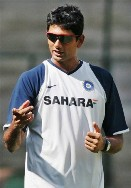 The national team's bowling and fielding coaches Venkatesh Prasad and Robin Singh are sacked