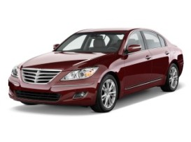 Hyundai Genesis Overall Features