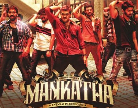 Mankatha audio music (Title Song) release on May 20